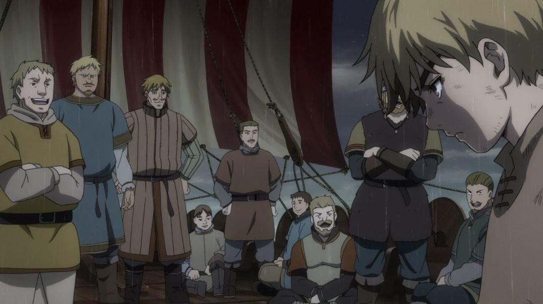 ملحمة فينلاند بلوراي - الحلقة السادسة | Vinland Saga Episode 06